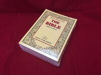 Hebrew-English Holy Bible Book Tanakh Torah+Nevi'im+Ketuvim Old Testament Tanach