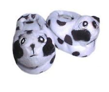 """White and Black Spot Dalmatian Slippers Fits 18"""" American Girl Doll"""