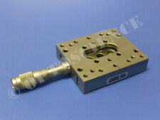 Newport UMR5.16A Linear Translation Stage with BM11.16 Micrometer