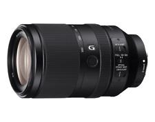A - Sony FE 70-300mm F4.5-5.6 G OSS Full Frame E Mount Lens