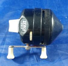 New listing Vintage Zebco 202 Black Made in Usa, Fishing Reel Plus Spare 202 (No Handle)