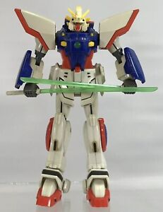 "Bandai Mobile Fighter G Gundam Shining 7.5"" Figure MSIA Suit Large Near Complete"