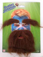 Parrucche e barbe per carnevale e teatro
