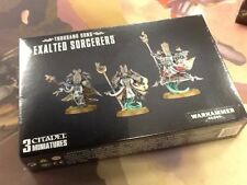40K Warhammer Thousand Sons Exalted Sorcerers Sealed