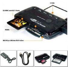 Card Reader 26 in 1 Kartenlesegerät extern Speicherkarten Leser USB 2.0 NEU