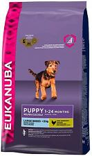Eukanuba Large Breed Puppy Dry Dog Food 15kg Bag + FREE DELIVERY
