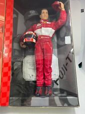 Mattel/Hot Wheels Racing Michael Schumacher doll/figure Very rare piece!!