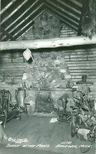 Baldwin, MI 2. Shrine of the Pines  RPPC