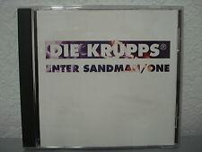 DIE KRUPPS - ENTER SANDMAN/ONE