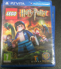 LEGO HARRY POTTER  YEARS 5 - 7   PSVITA   NUOVO SIGILLATO IMPORT PAL