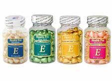 Vitamin E Skin Oil-avocado/aloe Vera/royal Jelly/squalene Set of 4. Made in USA