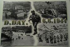 D-Day 6.6.1944 Omaha Beach Juno beach PK CP PC