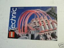 LEGO BROCHURE FLYER CATALOG TOYS TECHNIC 1996 DUTCH 16 PAGES 027