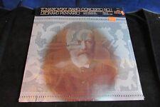 LEONARD PENNARIO los angeles phil TCHAIKOVSKY piano concerto SERAPHIM LP SEALED