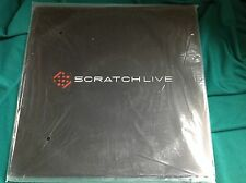 Original Turntable Tool LP : Scratch ~ 2nd Edition ~ Live Serato SCV 12002