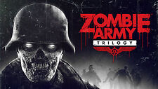 Zombie Army Trilogy Steam (PC) - Region  Free -