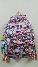 New Harajuku Lovers Small Shoulder backpack Canvas bag HL11