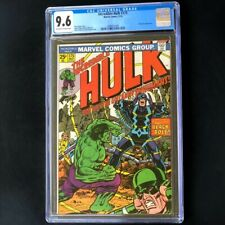 The Incredible Hulk #175 (1974) 💥 CGC 9.6 💥 Inhumans Appearance! Marvel Comic