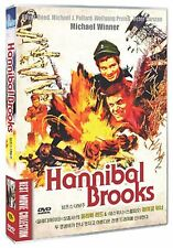HANNIBAL BROOKS (1969) DVD - BRAND NEW - ALL REGION - OLIVER REED