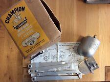 New original aluminium Champion Door Check & Closer type 6/3A