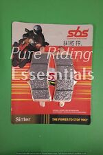 2 X SBS 841 HS FR APRILIA RSV4-R 1000 , ABS 2010 - UPWARDS FRONT BRAKE PADS