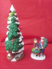 Dept 56 The Holly and the Ivy Heritage Village 1997 Event Piece #56100 (m1015Sh)