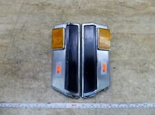 1986 Honda V65 Magna VF1100 H906-2a. radiator aluminum side trim covers LT RT