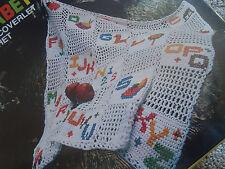 Vintage Bucilla Crochet Kit Lot of 2