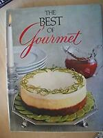 Best of Gourmet Hardcover Gourmet Magazine
