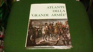 (Napoleone Bonaparte), J,C.L. QUENNEVAT, ATLANTE DELLA GRANDE ARMÉE,. 16s21