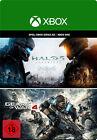 [VPN Akt] Gears of War 4 und Halo 5 Guardians Bundle - Xbox Series One Code Card