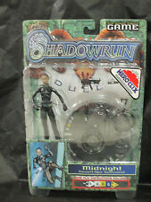 Shadowrun Duels Midnight Covert-Ops Specialist  NIB  Wizkids Action Figure Game