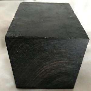 African Blackwood Pipemaking Hardwood Smoking Pipe Wood Pipa Block Mpingo Wood
