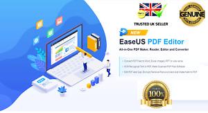 EASEUS PDF EDITOR PRO 2021 BEST PDF EDITING TOOL FULL VERSION LIFETIME ACTIVATON