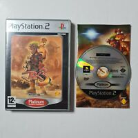 Jak 3 Platinum PS2 Playstation 2 Game with manual free uk postage
