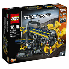 LEGO Technic Bucket Wheel Excavator (42055) NEW, SEALED