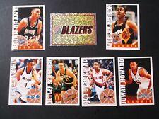 Panini NBA BASKETBALL 1995/96 Stickers - LOT