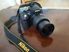 Nikon D5300 24.2MP DSLR Camera with 18-55mm 3.5-5.6G DX VR Lens