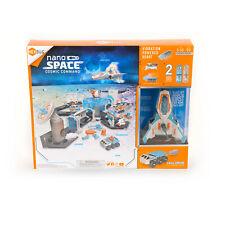 HEXBUG Nano Space Cosmic Command Construction Playset 92pcs for Children Age 3+