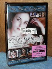 Mistys Secret (DVD, 2005, Limited Edition 3068 of 20,000) NEW Misty Mundae