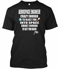 Aerospace Engineer Rocket Science T Gift Idea - Crazy Gildan Tee T-Shirt