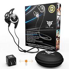 2Twelve Bluetooth Headphones V4.1 - Wireless Sport Earbuds Noise Cancelling