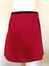 Wool Short/Mini Formal Skirts for Women