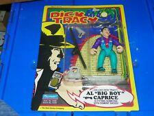 1990 Dick Tracy Al Big Boy Caprice Action Figure Playmates Moc
