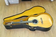 Vintage Ovation 1624 Nylon Acoustic Guitar w/ Hard Case