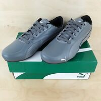 PUMA DRIFT CAT 5 CARBON STEEL GREY MOTORSPORT DRIVING TRAINERS SHOES SIZE UK 8