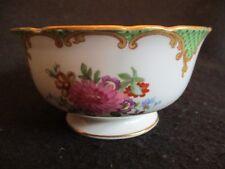 Vintage Aynsley Wilton Vert #B971 Bone China Open Sugar Bowl 1934-1950 EX +