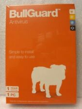 BullGuard AntiVirus Software, BG1347, 1347-1-000-00538, UPC 812878011336