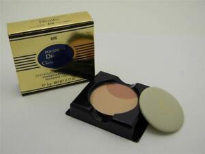Christian Dior Diorific Powder & Blush Duo 876 Duo Amber Refill new In Box
