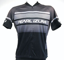 Pearl Izumi 2016 Select LTD Cycling Bike Bicycle Jersey,Stealth Grey/Black,Small